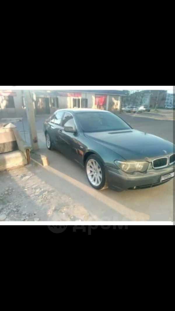BMW 7-Series, 2001 год, 360 000 руб.