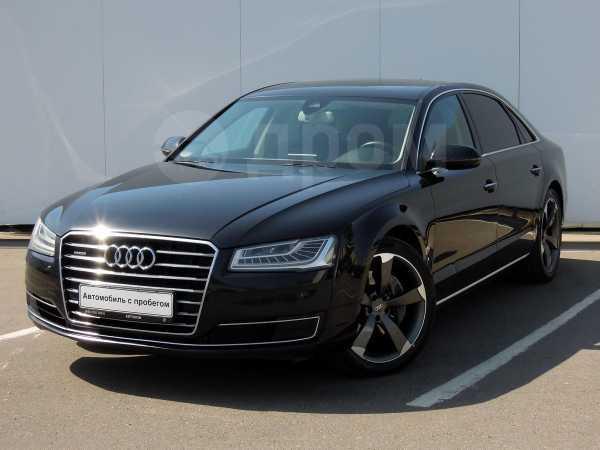 Audi A8, 2014 год, 1 479 000 руб.