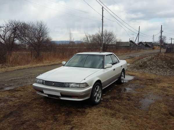 Toyota Mark II, 1989 год, 250 000 руб.