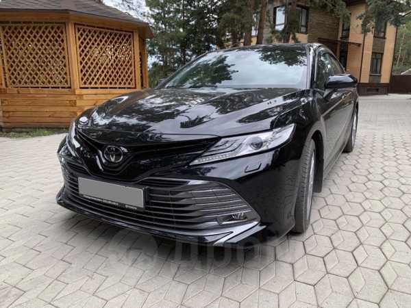 Toyota Camry, 2018 год, 1 899 000 руб.