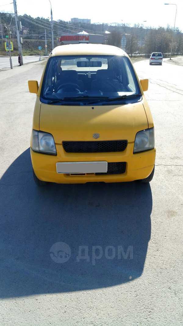 Suzuki Wagon R, 2000 год, 130 000 руб.