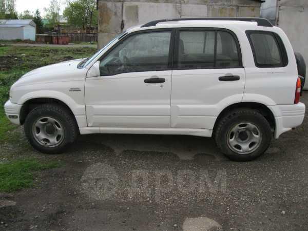 Suzuki Grand Vitara, 1999 год, 312 000 руб.