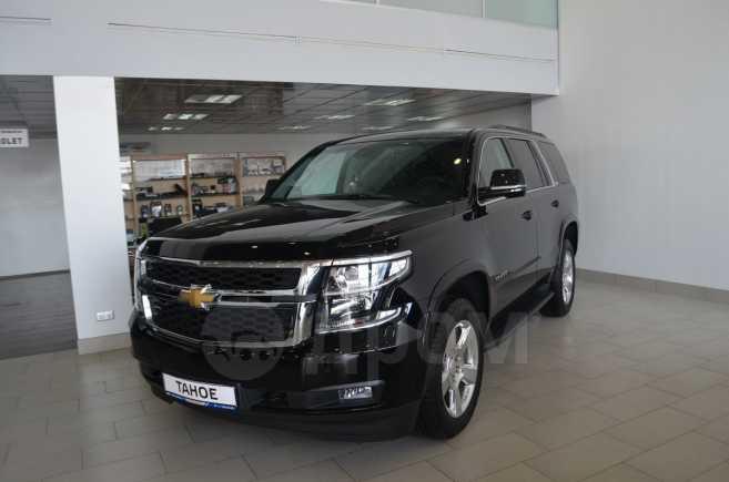 Chevrolet Tahoe, 2018 год, 3 855 000 руб.