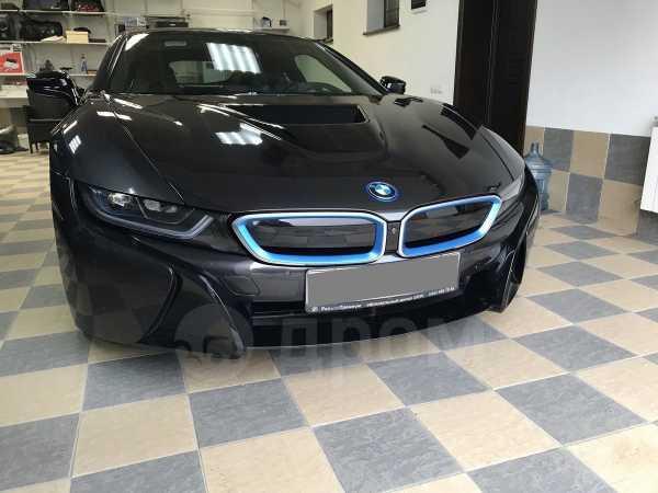 BMW i8, 2016 год, 8 000 000 руб.
