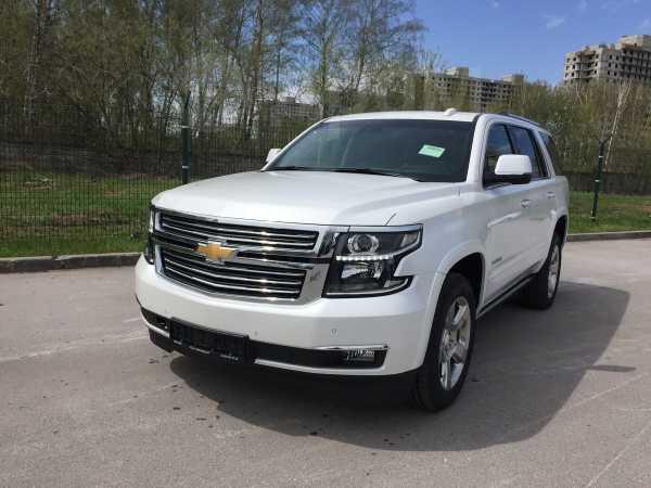 Chevrolet Tahoe, 2019 год, 4 506 400 руб.