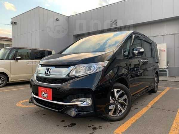 Honda Stepwgn, 2016 год, 1 330 000 руб.