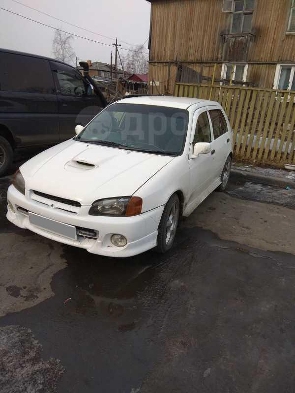 Toyota Starlet, 1997 год, 167 000 руб.