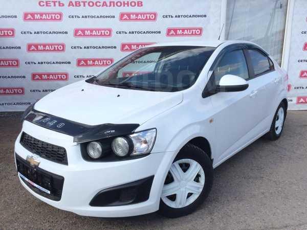 Chevrolet Aveo, 2012 год, 389 900 руб.