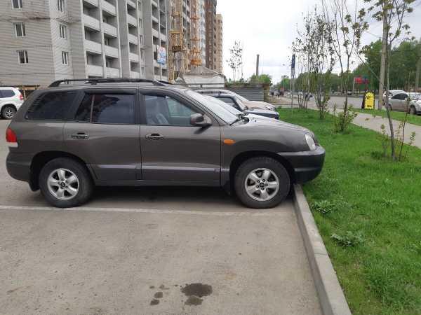 Hyundai Santa Fe, 2005 год, 405 000 руб.
