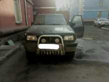 Красноярск Frontera 1995