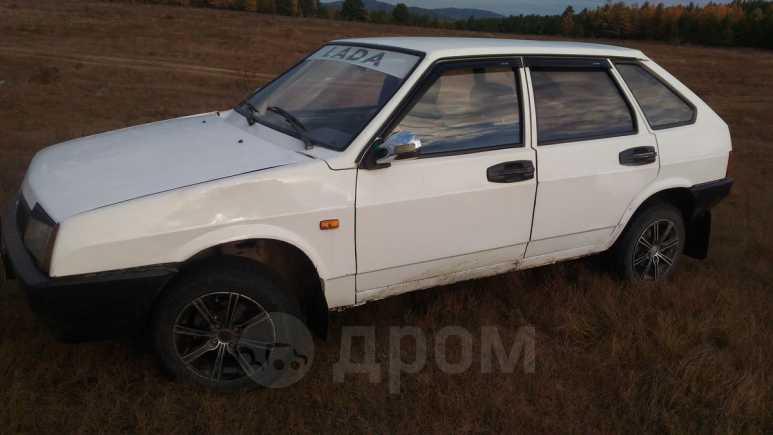 Лада 2109, 1994 год, 60 000 руб.