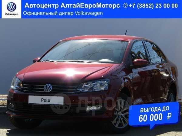 Volkswagen Polo, 2019 год, 875 800 руб.
