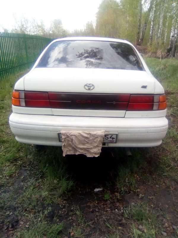 Toyota Corsa, 1991 год, 70 000 руб.