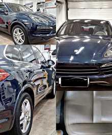 Porsche Cayenne 2012 г.