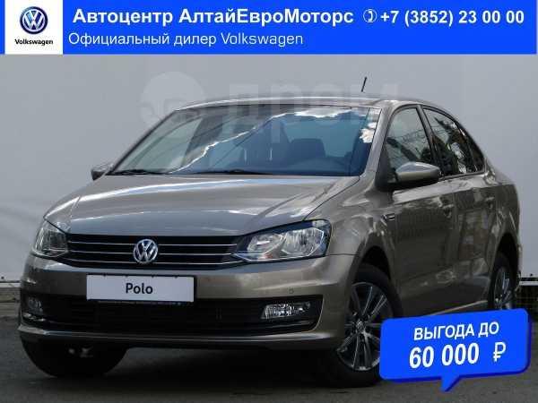 Volkswagen Polo, 2019 год, 830 800 руб.
