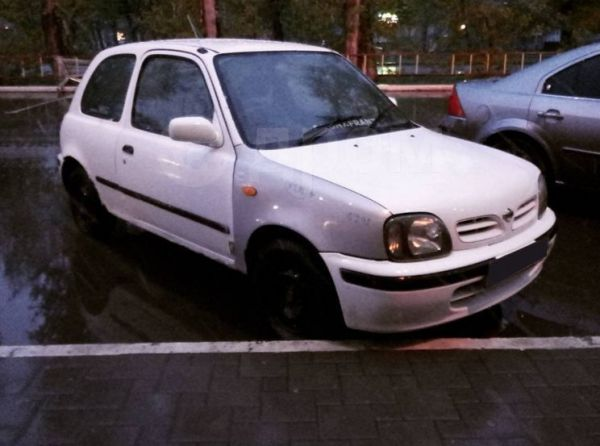 Nissan March, 1999 год, 30 000 руб.