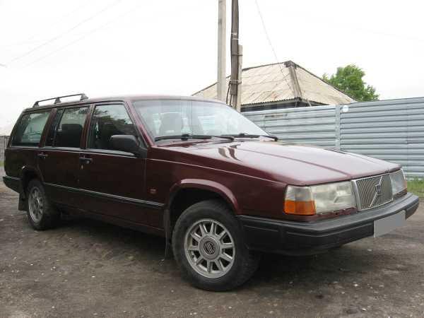 Volvo 940, 1993 год, 225 000 руб.