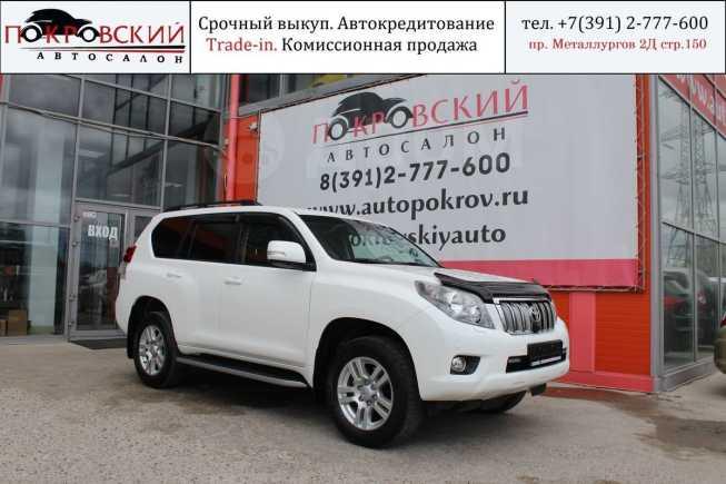 Toyota Land Cruiser Prado, 2012 год, 1 960 000 руб.