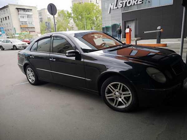 Mercedes-Benz E-Class, 2006 год, 550 000 руб.
