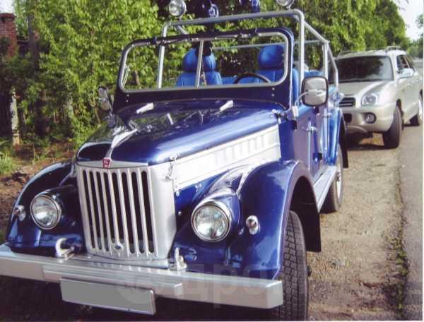 ГАЗ 69, 1968 год, 249 000 руб.