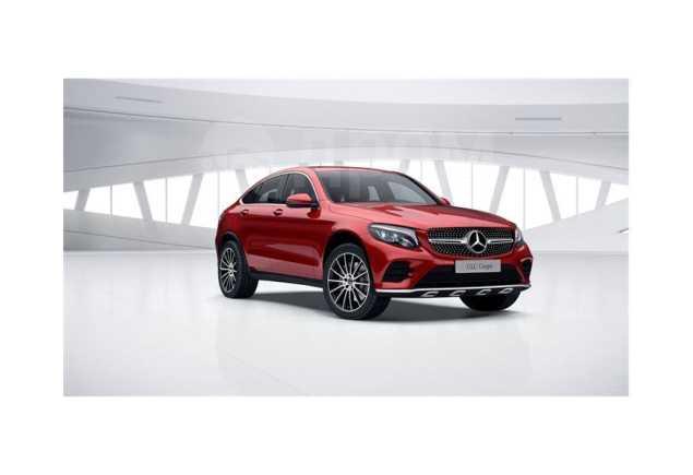 Mercedes-Benz GLC Coupe, 2019 год, 4 618 390 руб.