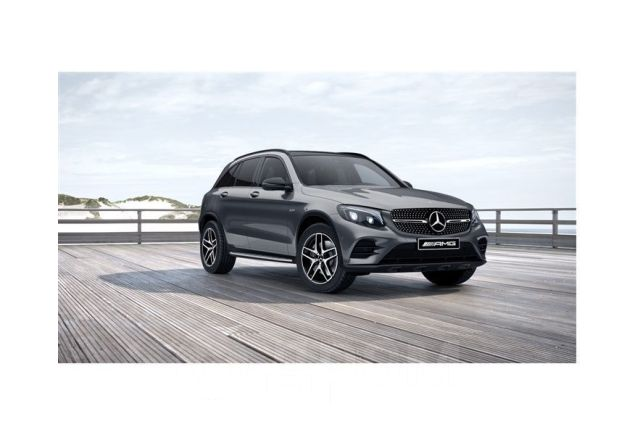 Mercedes-Benz GLC, 2019 год, 5 545 320 руб.