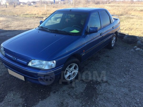 Ford Orion, 1992 год, 90 000 руб.
