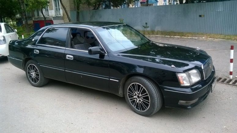 Toyota Crown Majesta, 1997 год, 250 000 руб.