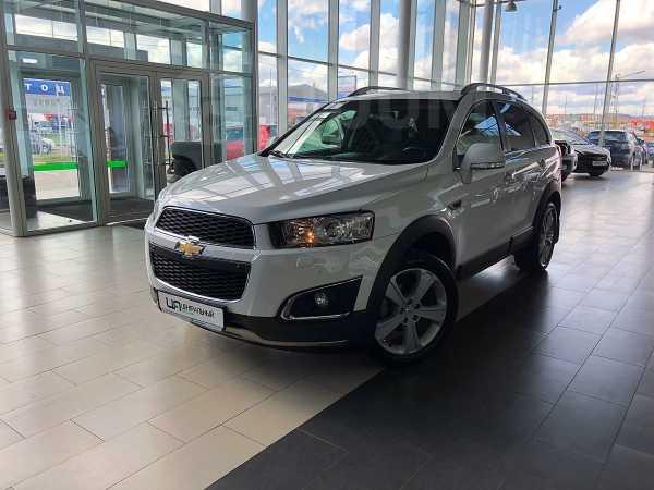 Chevrolet Captiva, 2014 год, 1 135 000 руб.