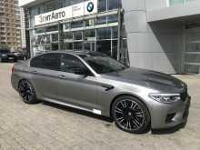 Красноярск BMW M5 2018