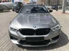 Красноярск BMW M5 2019