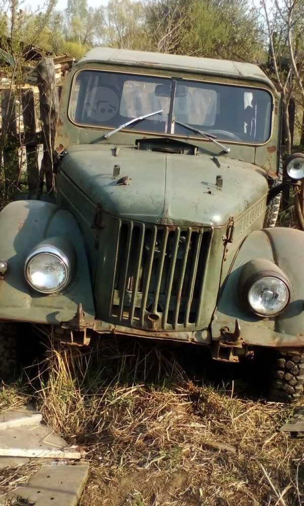 ГАЗ 69, 1970 год, 35 000 руб.