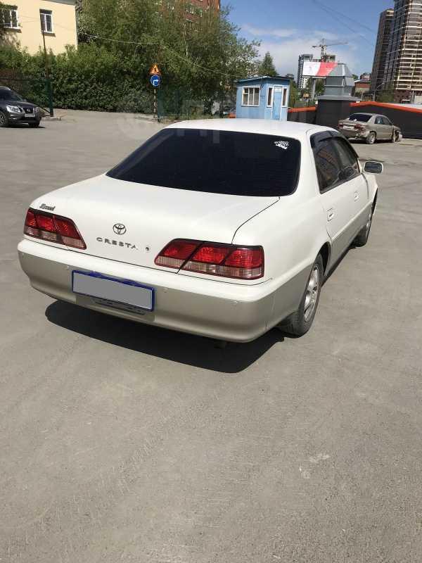 Toyota Cresta, 1998 год, 265 000 руб.