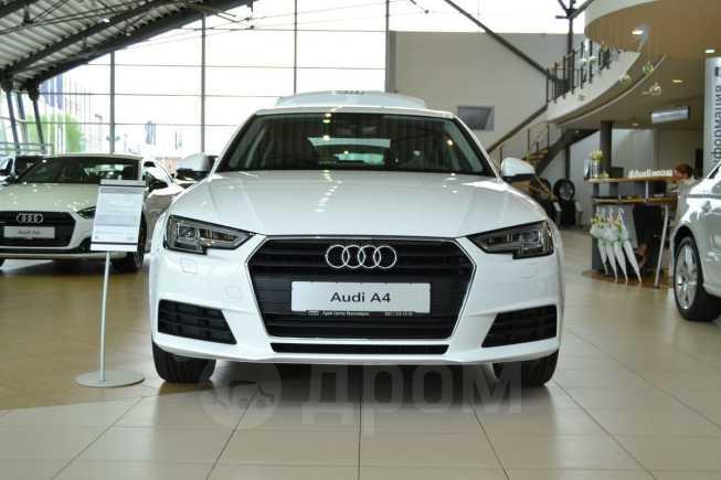 Audi A4, 2018 год, 1 850 000 руб.