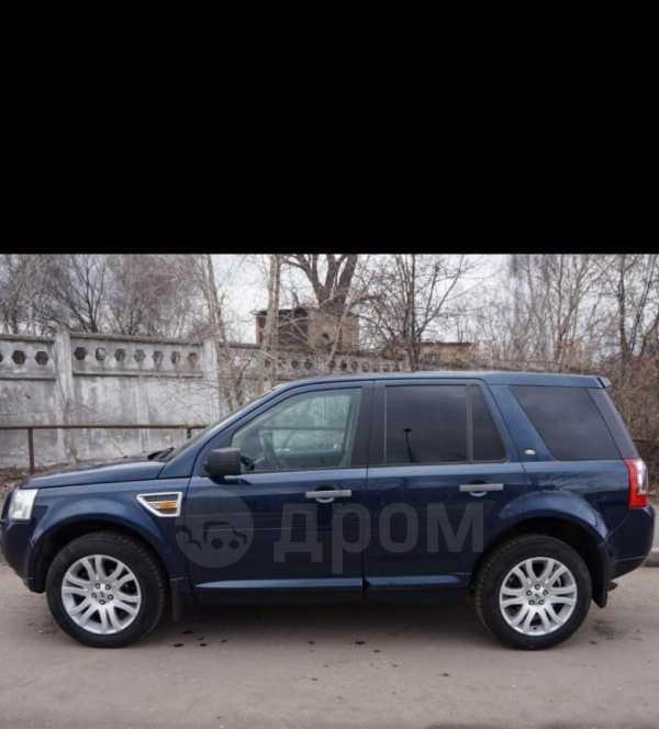 Land Rover Freelander, 2008 год, 769 000 руб.
