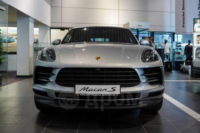 Porsche Macan, 2018 год, 5 648 769 руб.