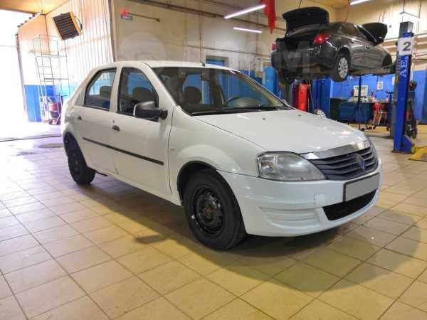 Renault Logan, 2011 год, 160 000 руб.