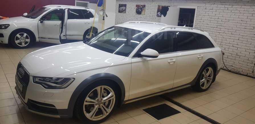 Audi A6 allroad quattro, 2012 год, 1 710 000 руб.