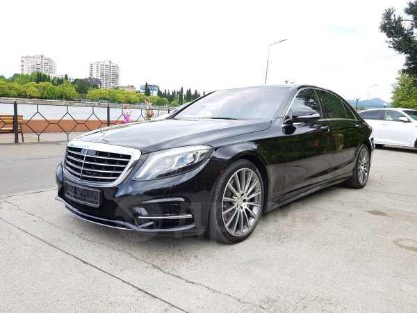 Mercedes-Benz S-Class, 2015 год, 3 000 000 руб.