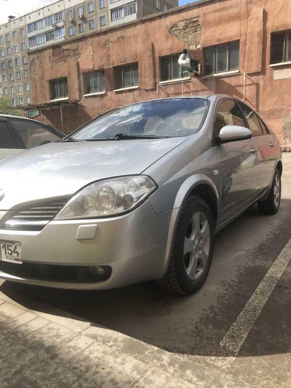 Nissan Primera, 2007 год, 430 000 руб.
