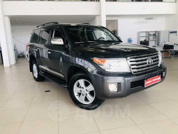 Toyota Land Cruiser, 2013 год, 2 699 999 руб.