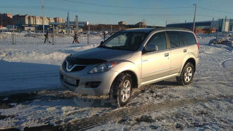 Great Wall Hover H5, 2013 год, 539 000 руб.