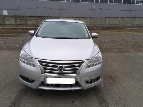 Nissan Sentra, 2014 год, 640 000 руб.