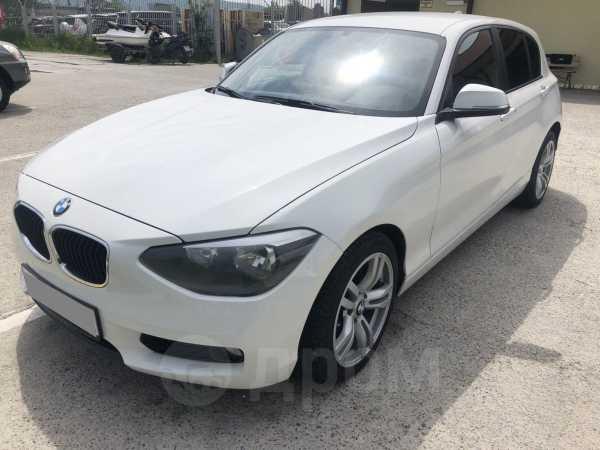 BMW 1-Series, 2013 год, 610 000 руб.