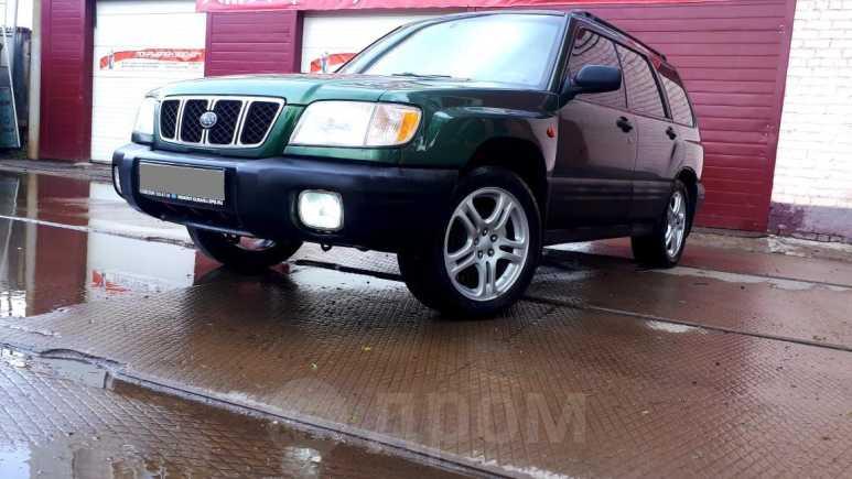 Subaru Forester, 2001 год, 243 000 руб.