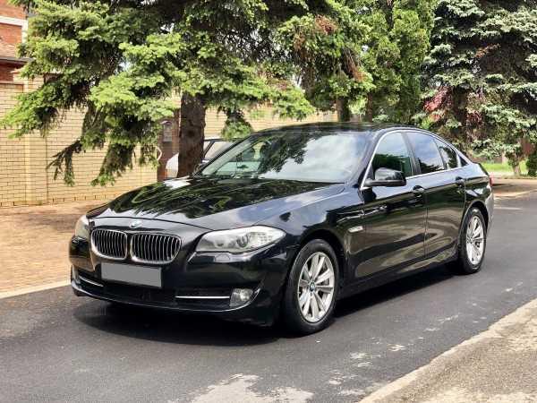 BMW 5-Series, 2013 год, 800 000 руб.