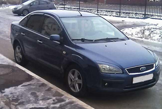 Ford Focus, 2006 год, 216 000 руб.