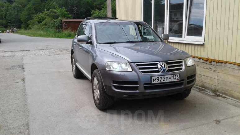 Volkswagen Touareg, 2003 год, 420 000 руб.