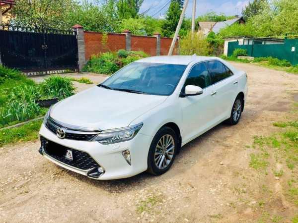 Toyota Camry, 2017 год, 1 495 000 руб.