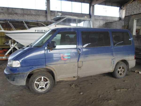 Volkswagen Transporter, 2001 год, 80 000 руб.